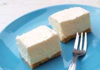 Citromos-tejszínes túrós sütemény