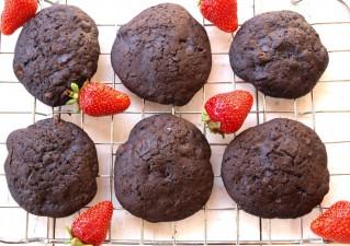 Csokoládés cookie