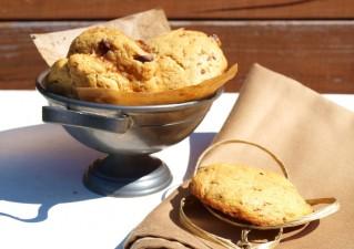 Mogyoróvajas keksz liszt nélkül