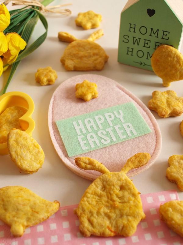Húsvéti vajas keksz