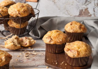 Virslis muffin