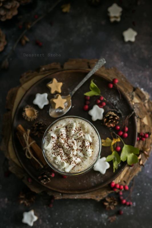 Karácsonyi latte